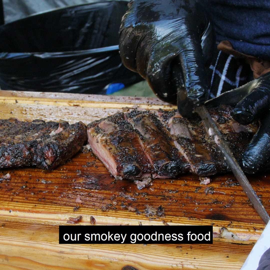 Camacho's Southern Style BBQ Kickstarter Video