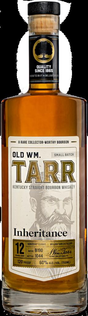 Bottle of Old WM. Tarr Inheritance