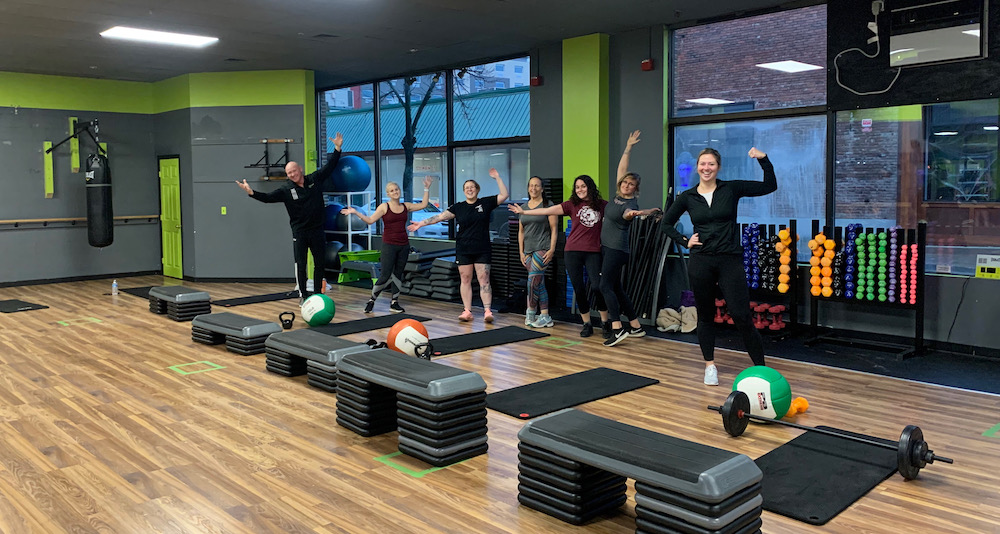 5 Reasons People Love Group Exercise Classes