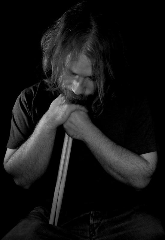 Jeff Cosgrove Thinking Drummer