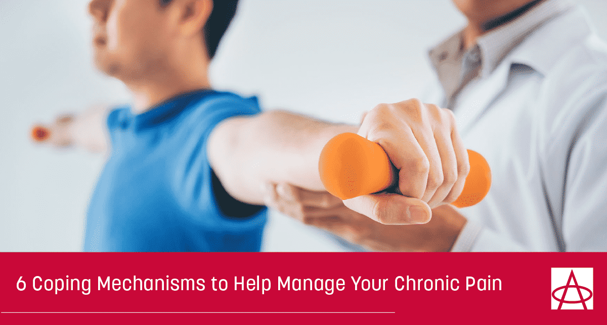 6 Coping Mechanisms to Help Manage Your Chronic Pain