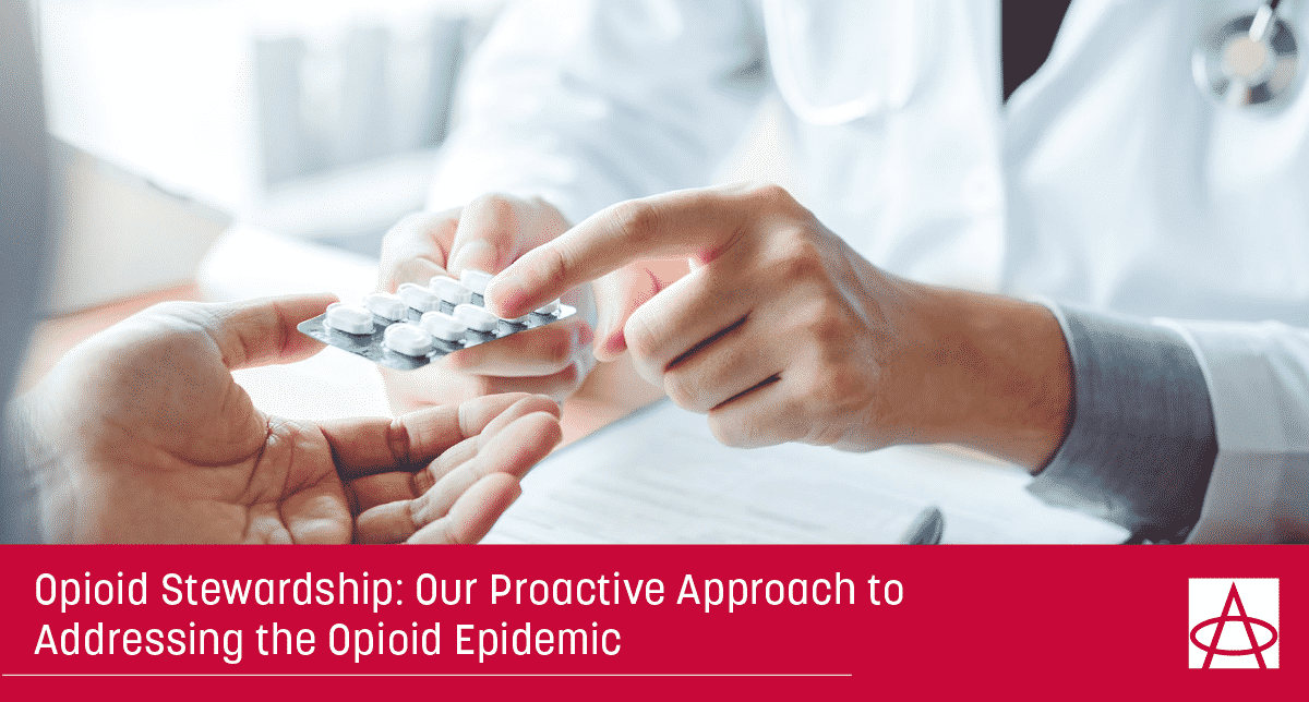 Opioid Stewardship Program