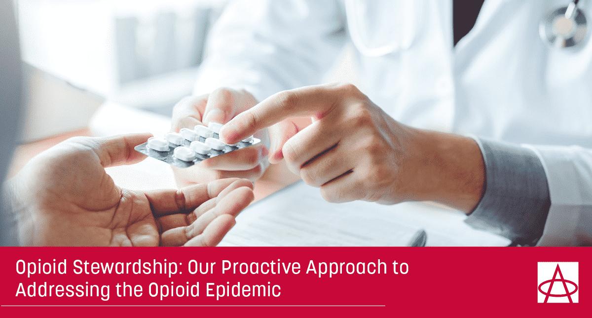 Opioid Stewardship Program