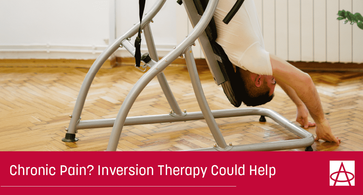 Chronic Pain? Inversion Therapy Could Help