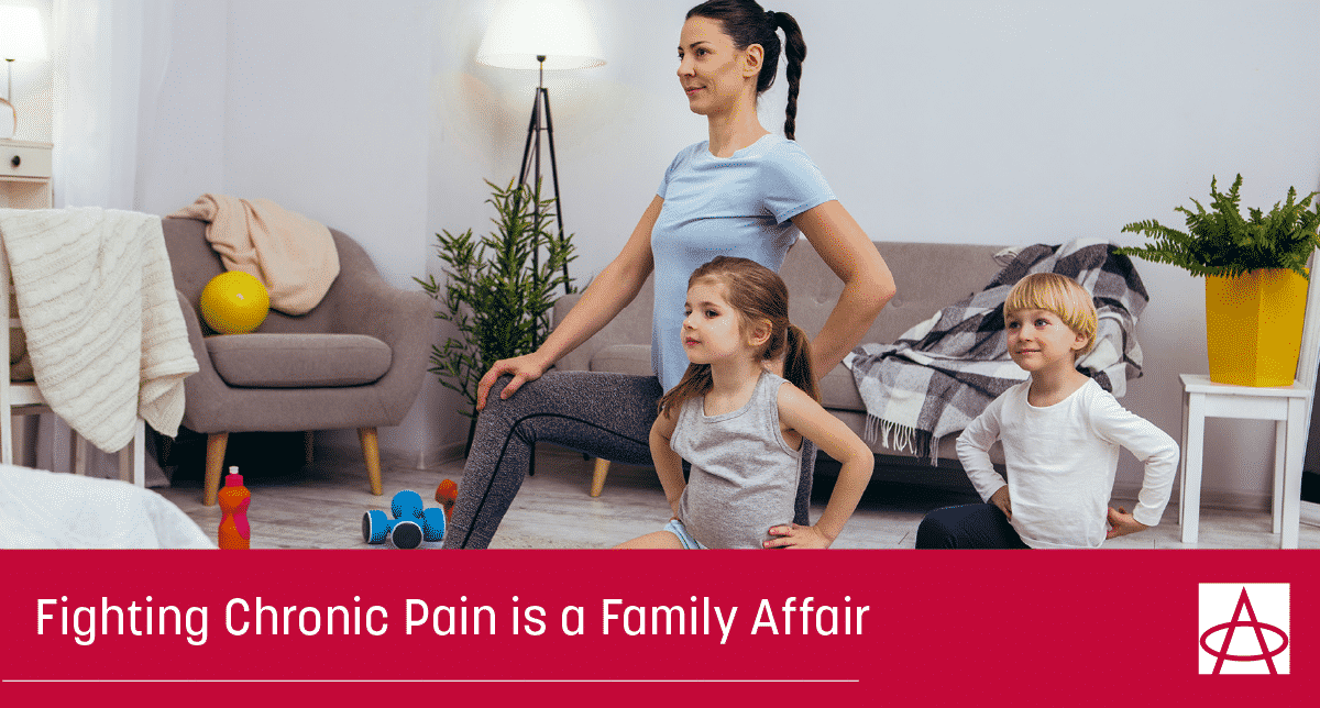 Chronic Pain is a Family Affair