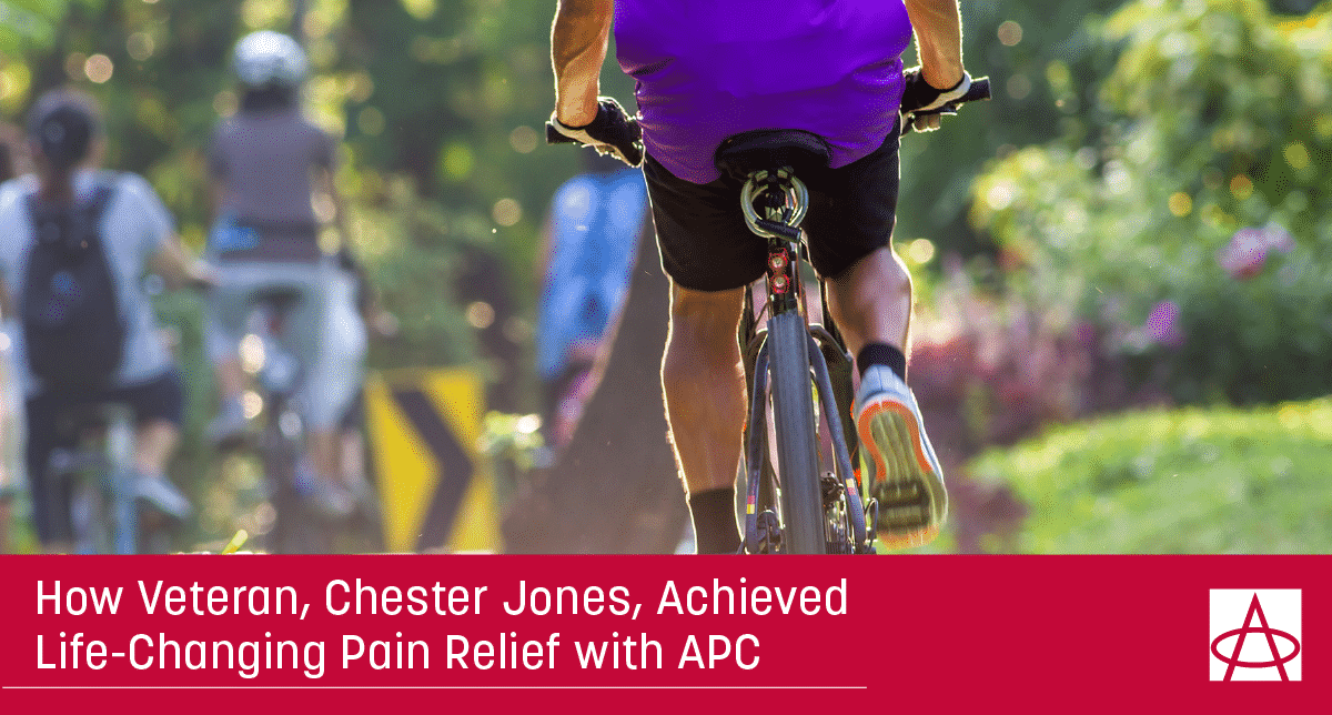 How Chester Achieved Pain Relief with the Spinal Cord Stimulator