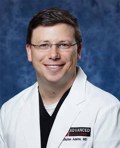 Dr. Clayton Adams