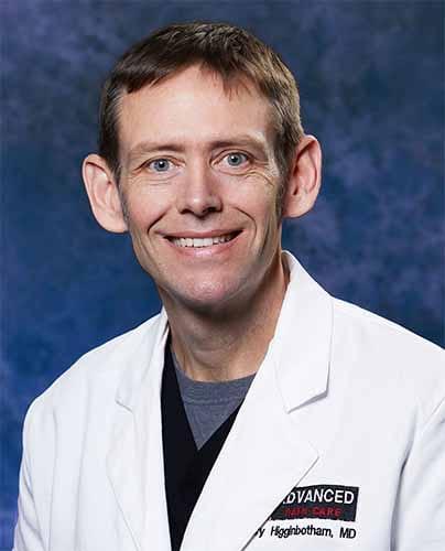Dr. Jeffrey Higgenbotham