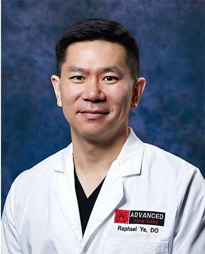 Dr. Raphael Ye