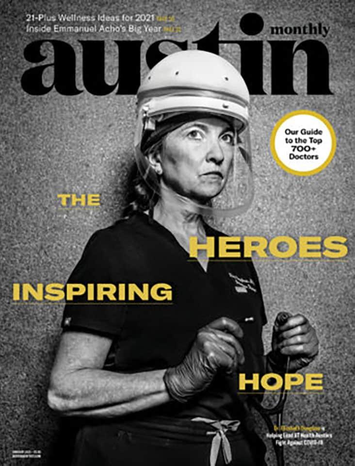 Top Doctors of 2021 — Austin Monthly