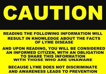 Lyme Warnng