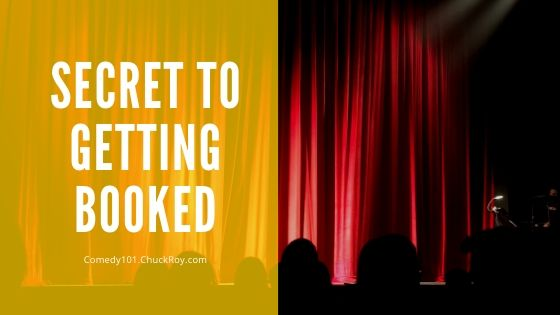 Secret to getting Booked