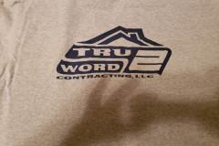 tru2word Screen Print