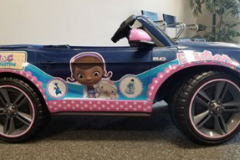 Custom Graphics - Power Wheels