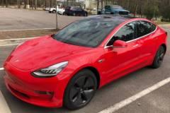 Tesla-Color-change