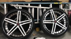 Rims Wraps WrapStar Studio Vehicle Wraps Charleston