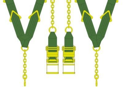 PN013 Versa Vatts 4in Sac Kit-Model
