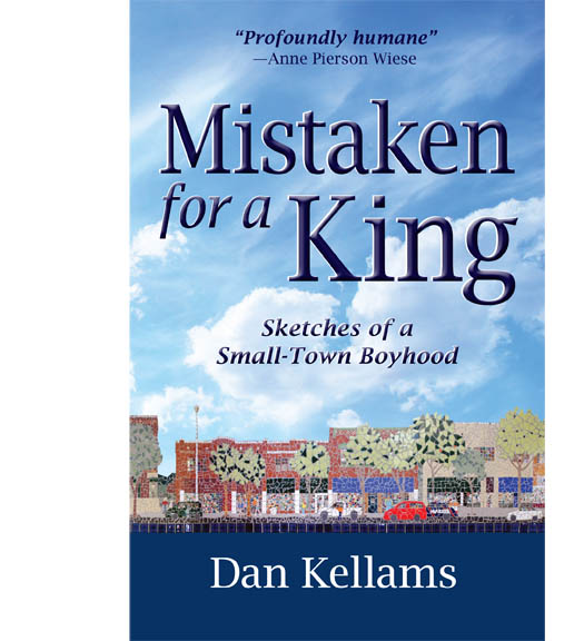 Mistaken for a King Front Cover 525x576