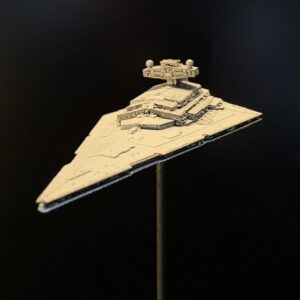 Death Star mobile - Bandai 1:14,500 Star Destroyer