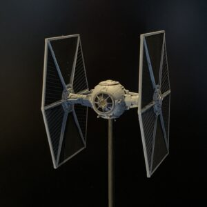 Death Star mobile - Bandai 1:144 TIE Fighter