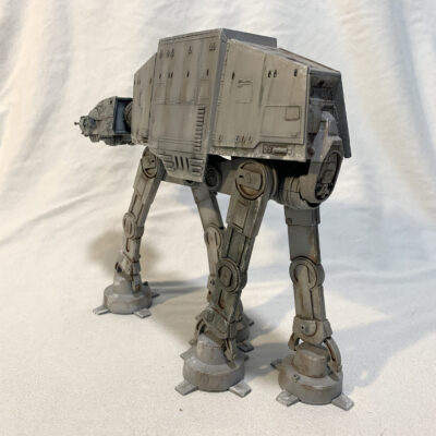 MPC AT-AT - left side rear