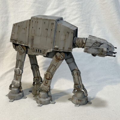 MPC AT-AT - right side