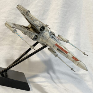 Revell X-Wing Fighter - starboard