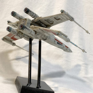 Revell X-Wing Fighter - starboard aft