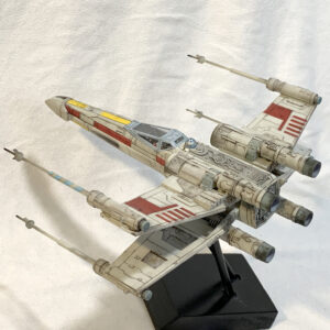 Revell X-Wing Fighter - port aft