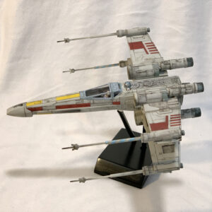Revell X-Wing Fighter - port