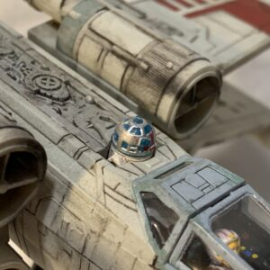 Revell X-Wing Fighter - R2-D2