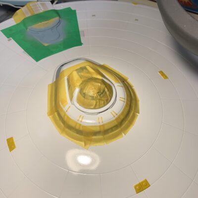 Polar Lights Refit Enterprise: Re-deco log, Part 5: B deck detail