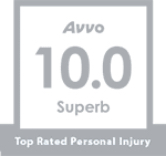 Avvo Top Rated Personal Injury