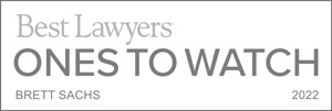 Best Lawyers - Ones to Watch - Brett Sachs