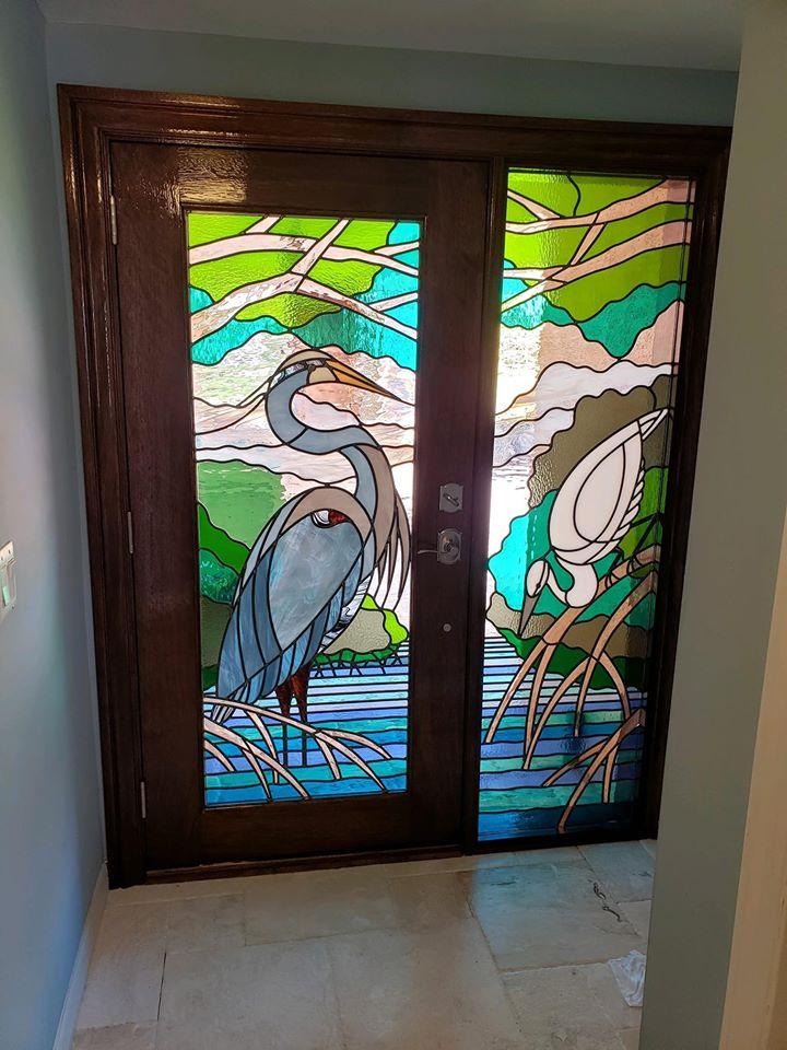 Custom Birds