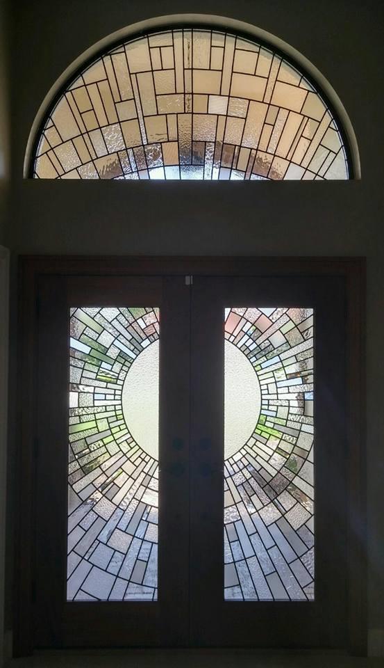 Custom Mosaic Sun