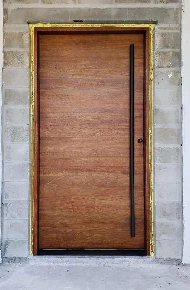 Solid Flush Door