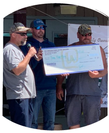 2019 Bellingham Salmon Derby winner