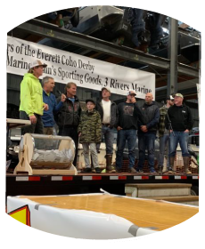 2019 Everett Coho Derby winner