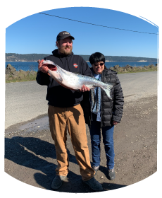 Brian Leeper Olympic Peninsula Fishing Derby