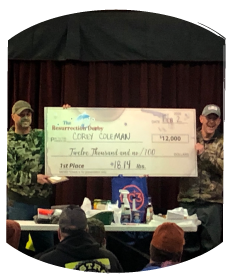 2019 Friday Harbor Salmon Classic winner