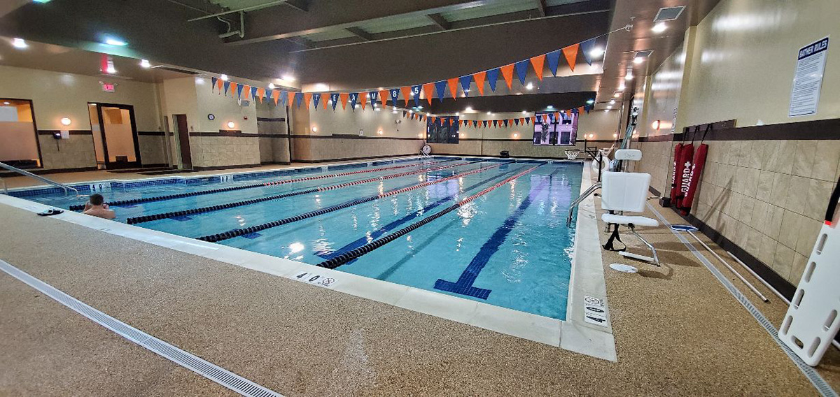 Aquatics Center