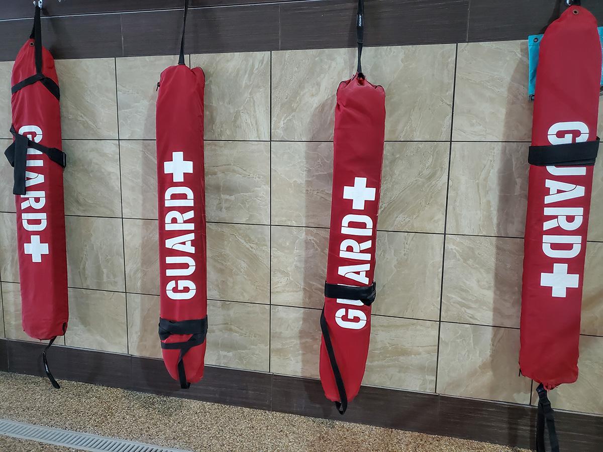 Life Guard Equipment