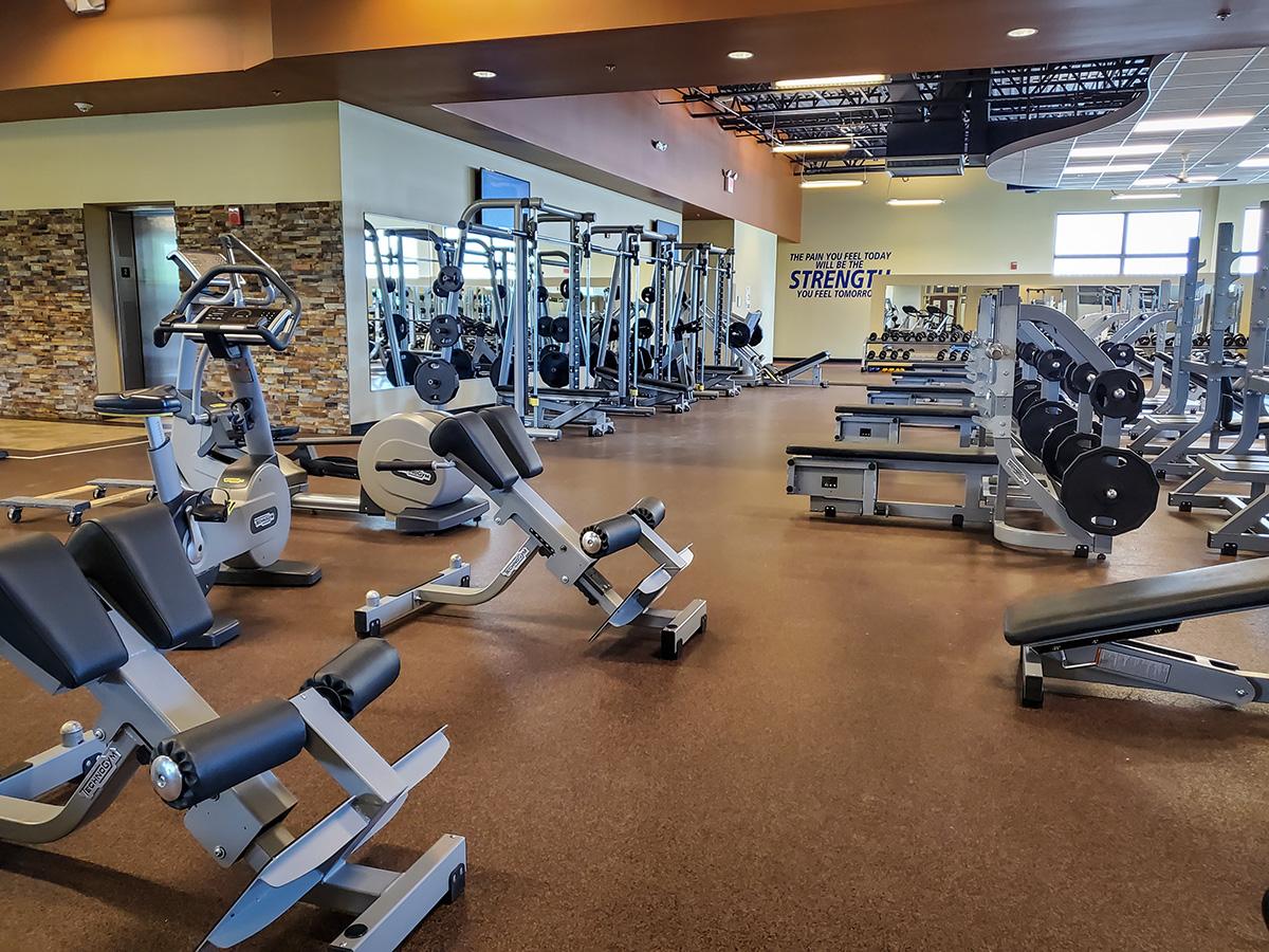 facility machines