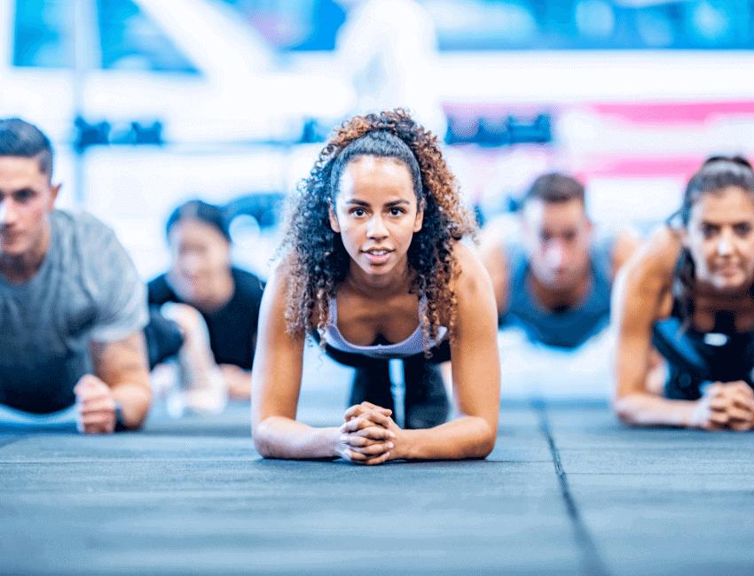 Les Mills CORE strength training