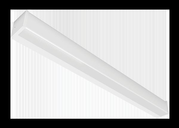 Fluorescent Wrap Fixture