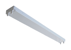 BFSP - Contractor-Grade Fluorescent Surface and Suspended Mount Strip Fixture