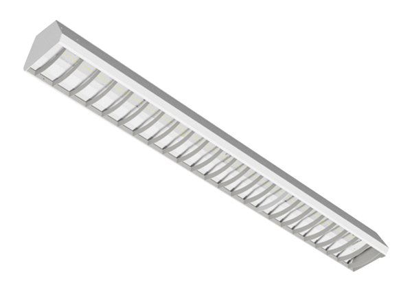 LED Surface and Suspended Mount Strip Fixture