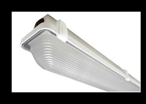 Narrow Body Vapour Proof LED Fixture