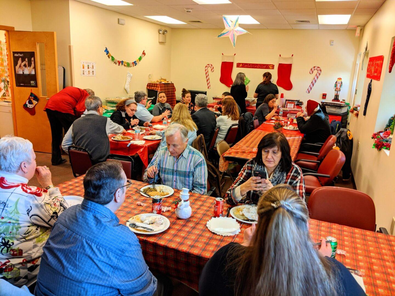 2019 Holiday Luncheon (Nanticoke)